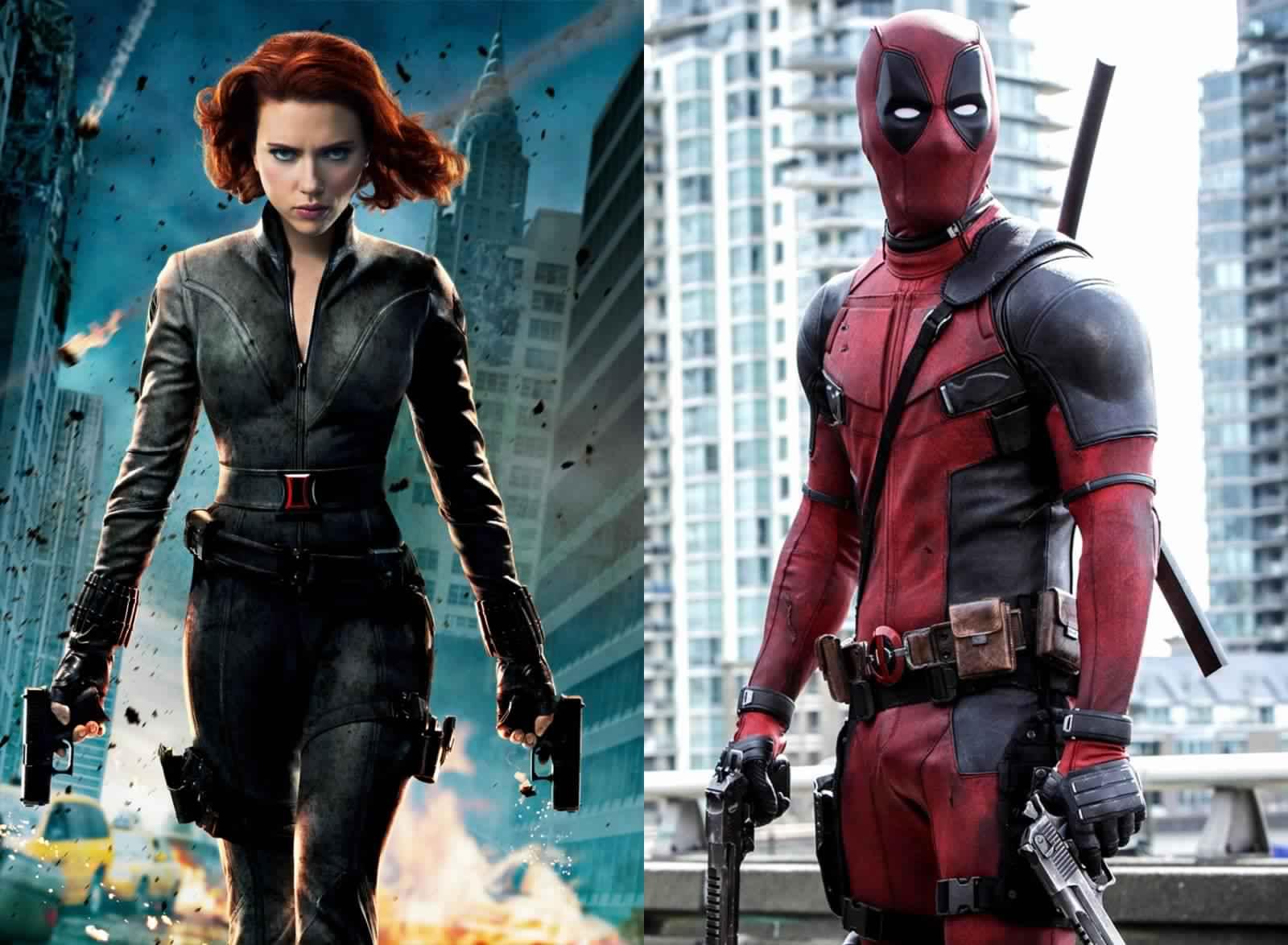 Deadpool might appear in Black Widow