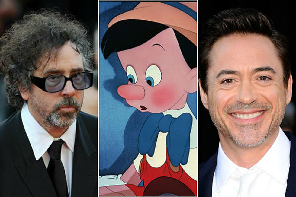 Pinocchio Upcoming Robert Downey Jr Movie