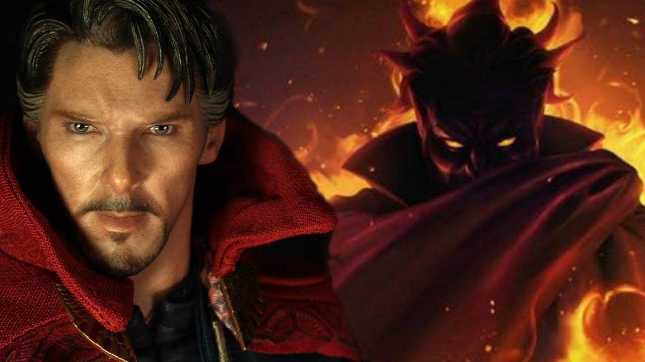 Mephisto in Doctor Strange 2