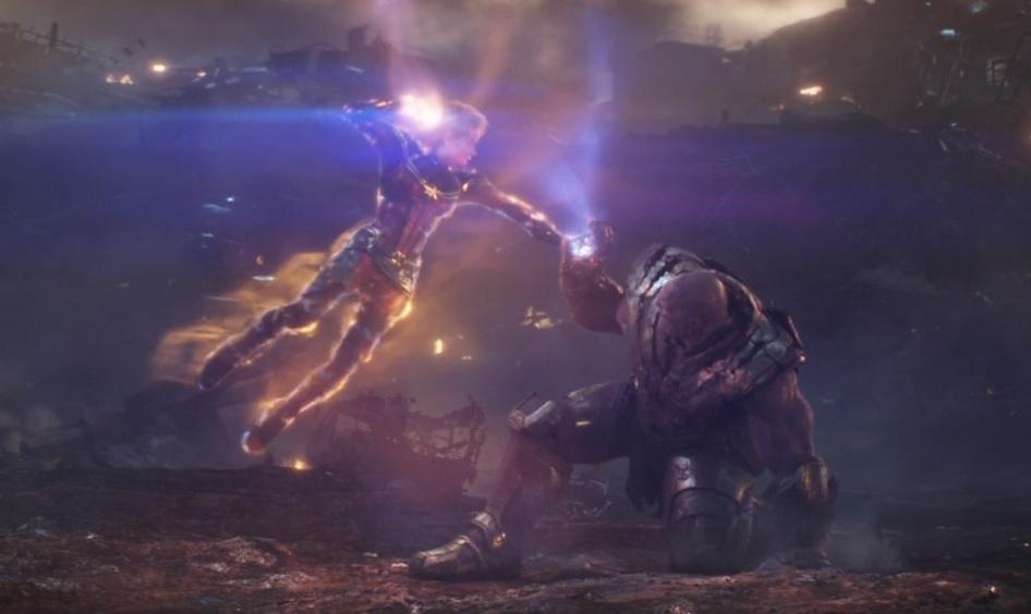 Captain Marvel durability