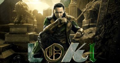 Loki Series set photos