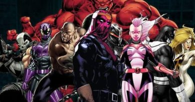 Thunderbolts Marvel