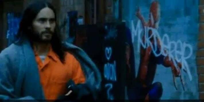 Morbius spiderman references