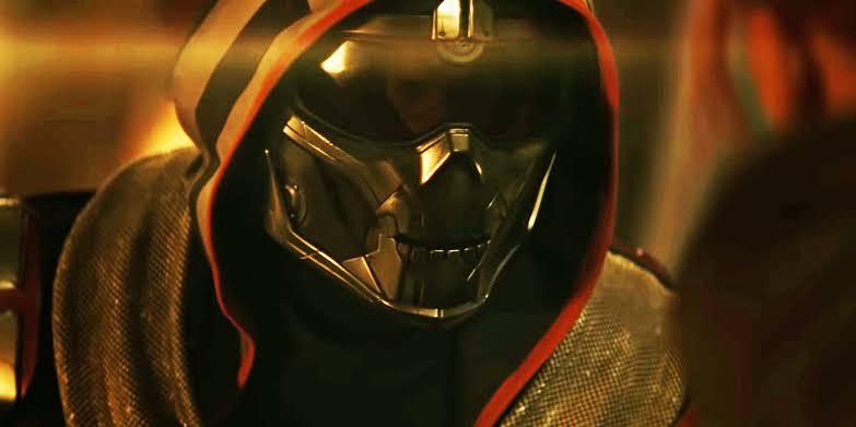 Marvel thunderbolts Taskmaster