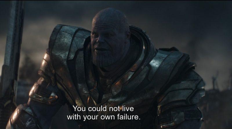 Best Thanos quotes