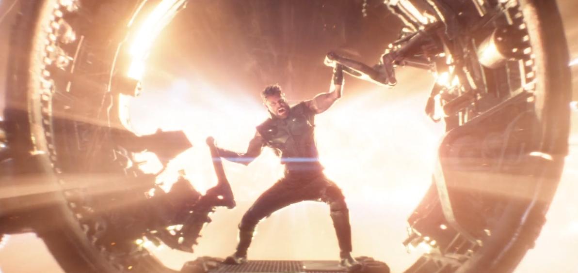 Thor vs captain marvel durability