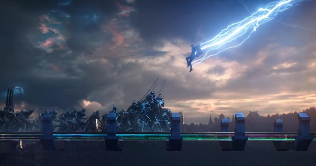 Thor vs captain marvel energy
