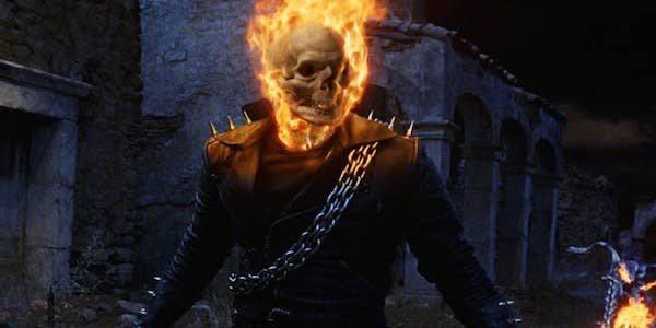 Ghost Rider Marvel Anti-heroes