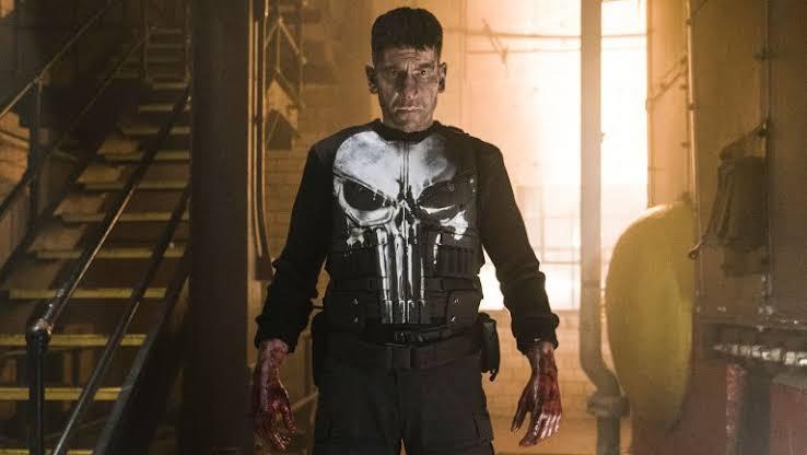 Punisher Marvel Anti-heroes