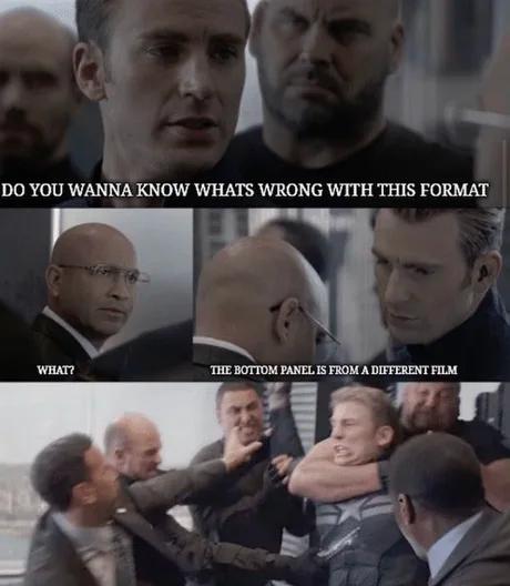 Top 15 Hilariously Funny Captain America Dad Joke Memes