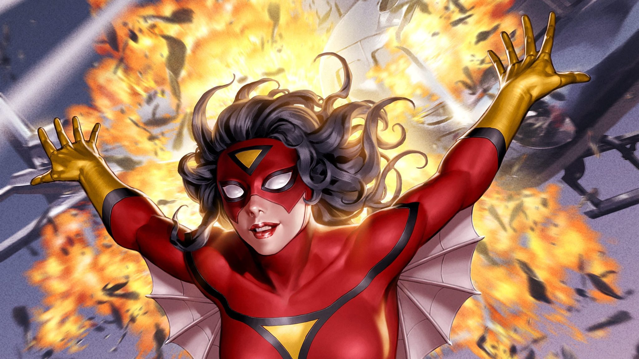 Spider-woman movie