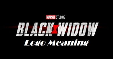 Black widow logo meaning