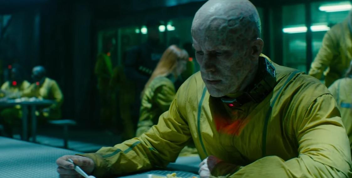 Deadpool mutant inhibitor collar