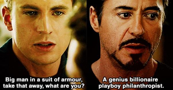 Genius, Billionaire, Playboy, Philanthropist