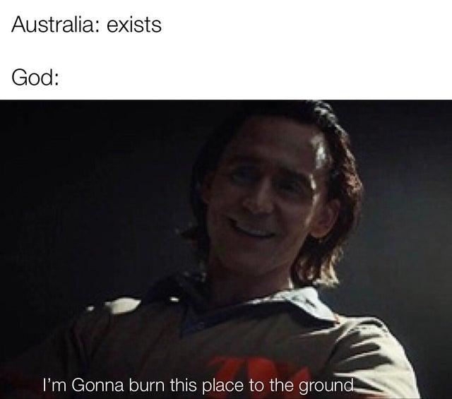 Dank Loki meme