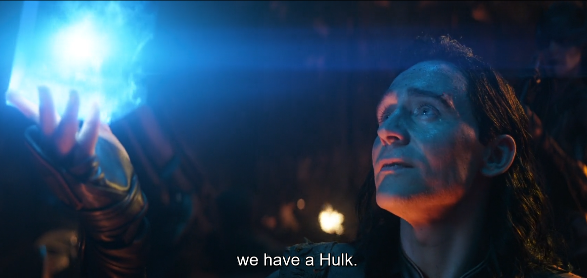 loki we have a hulk