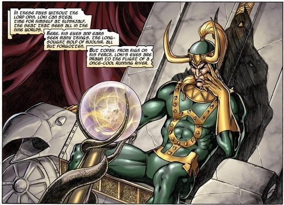 Loki starts ragnarok