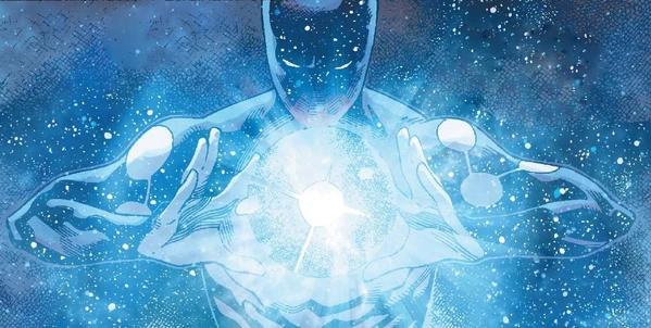 Cosmic spider-man powers