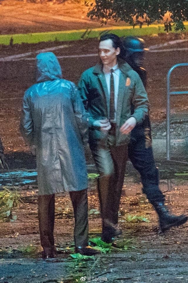 Loki with owen wilson