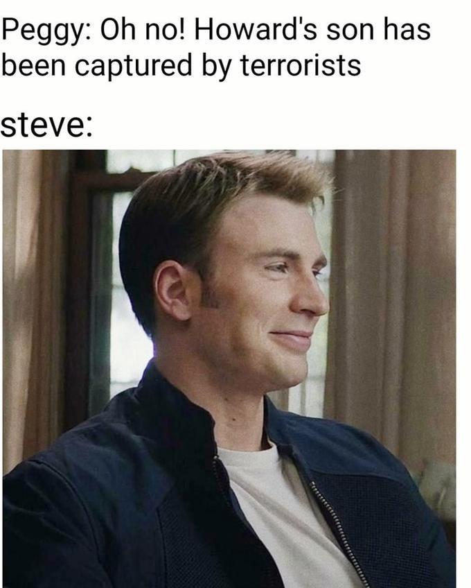 howard's son has been captured