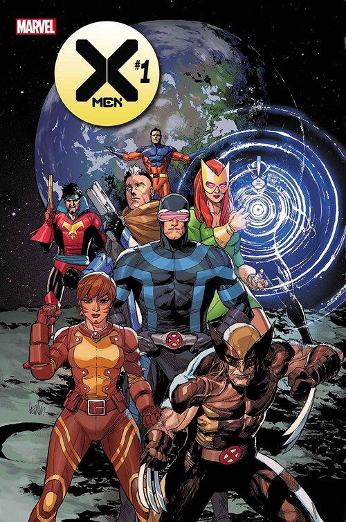 Marvel fresh start xmen #1