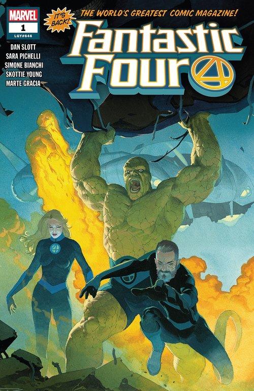 Fantastic Four (2018) #1