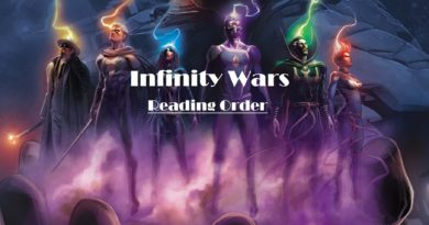 infinity wars reading order