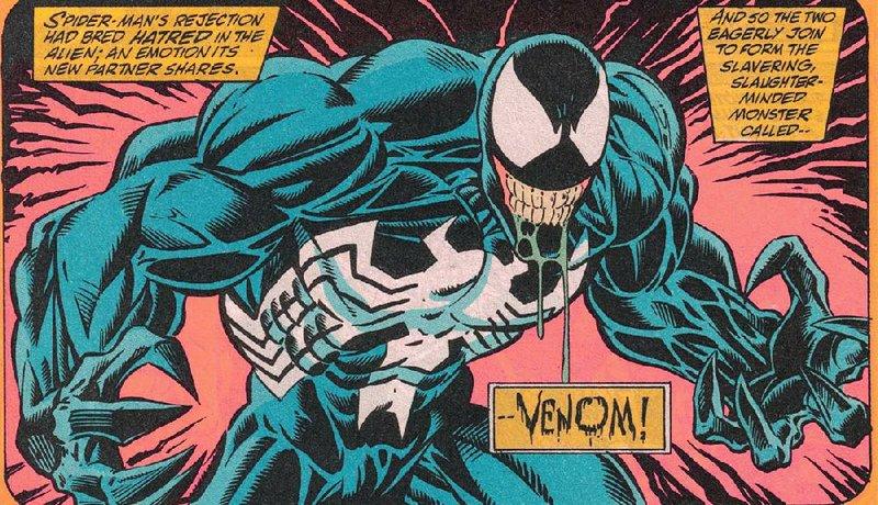 venom storylines