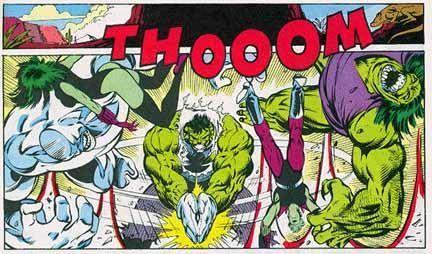 hulk thunderclaps