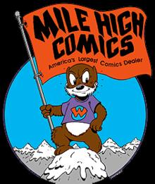 mile high comics logo