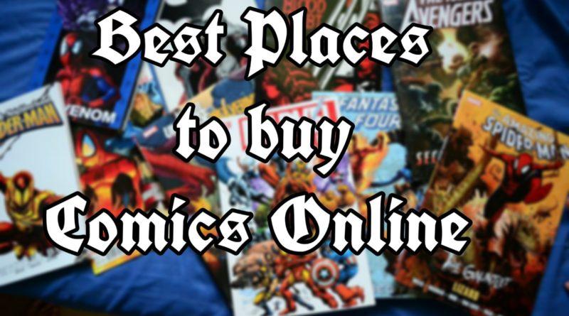 buy comics online