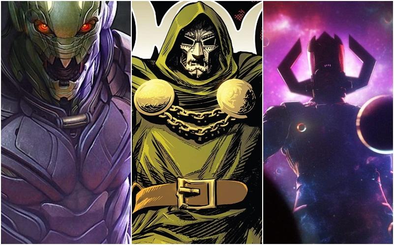 fantastic four villains