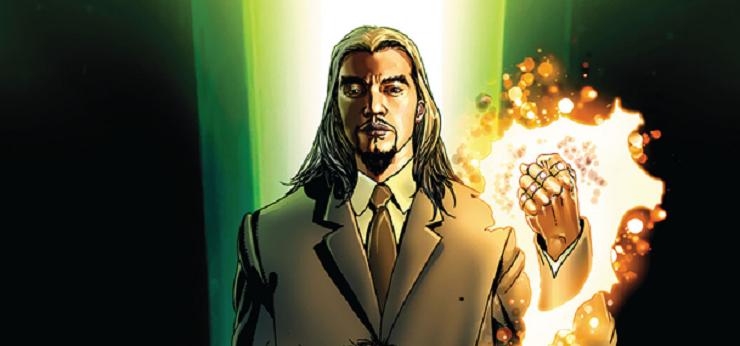 Mandarin iron man villain