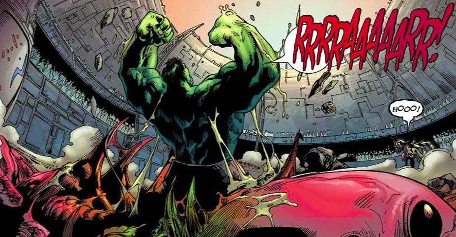 warrior hulk planet hulk