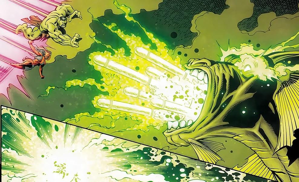 world breaker hulk withstand 5 gamma bombs